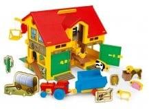 Žaislai edukaciniams kampeliams