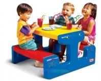 Pikniko, vandens staliukai