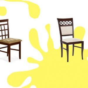 Kėdės (fiksuoto aukščio)