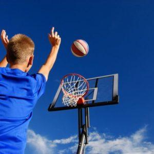 Krepšiniui, futbolui, tenisui, tinkliniui